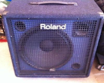 $400 OBO Roland KC-550 Keyboard Amp