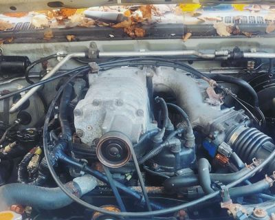 FS: 2003 Supercharged With Probable Blown Motor - PARTS CAR - Local Pick Up [Loc: Mid MI]