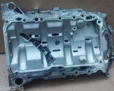 10-14 Audi A3 A4 A5 A6 Vw Passat Golf Cc Upper Engine Oil Pan Cover 2.0l Turbo
