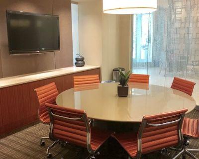 Stylish Conference Room in Arlington, Arlington, VA