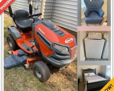 Jackson Downsizing Online Auction - Waterford drive