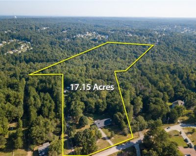 17.15 Acres for Sale in Flowery Branch, GA