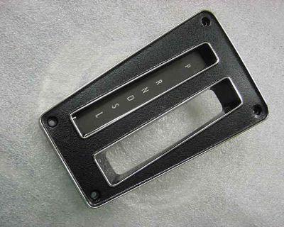 Camaro / Firebird 1970-1978 Nos Auto Shift Plate Assembly
