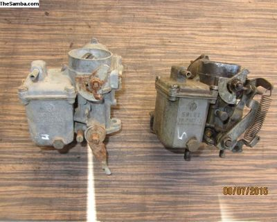 30 PICT carburetors