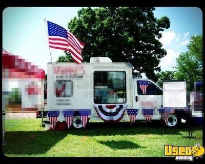 Used 2004 GMC Ice Cream Truck / Mobile Ice Cream Business