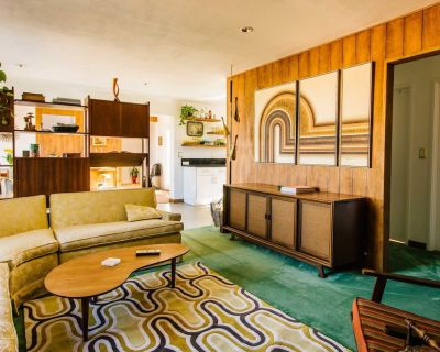 Retro Desert Retreat @ The House of Kindness - Yucca Valley