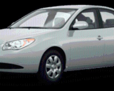 2009 Hyundai Elantra GLS Sedan Automatic