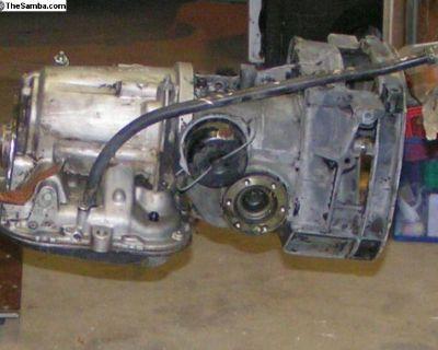 Automatic 003 transmissions