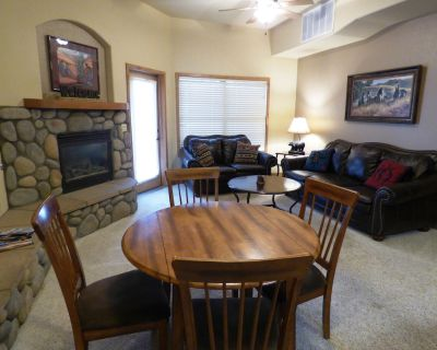 Win, Place or Snow - Gamblers and Skiers this 3 bedroom Condo is Named for You! - Ruidoso