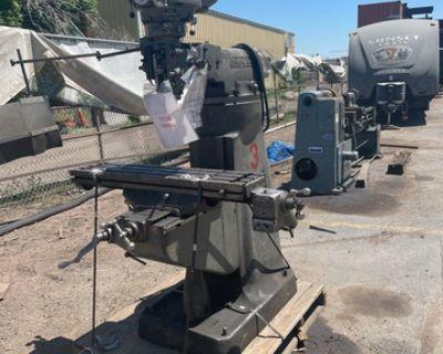 Bridgeport 2J Milling Machine