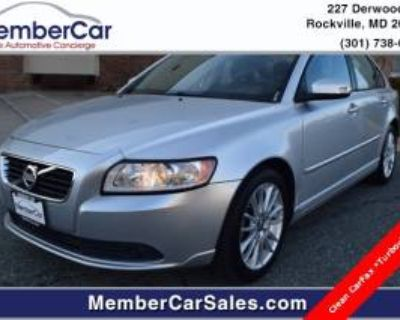 2011 Volvo S40 2.5L Turbo FWD