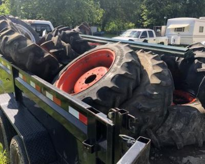 Tractor Rims & Tires