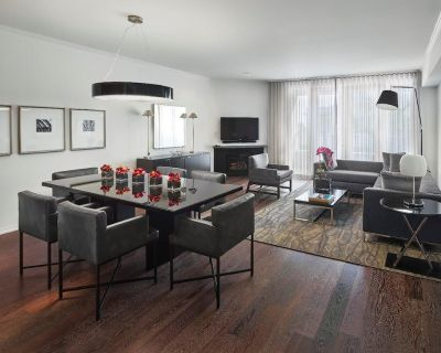 AKA Residences Luxurious Penthouse w/ Full Kitchen, Private Patio & WiFi - Beverly Hills
