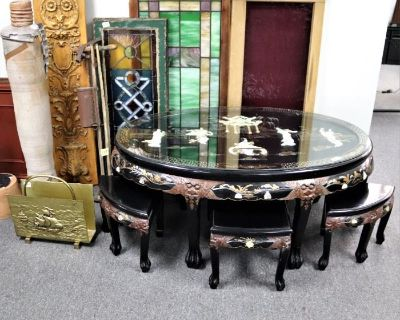Tuesday Consignment Auction