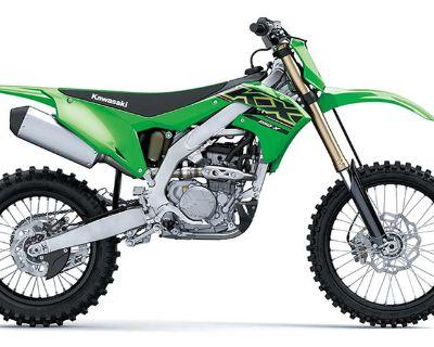 2021 Kawasaki KX 250X Motorcycle Off Road Norfolk, NE