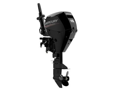 2020 Mercury Marine 15EH FourStroke Outboards Portable West Plains, MO