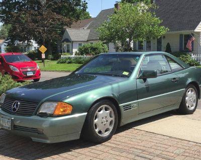 1993 Mercedes-Benz 600 600SL 6.0 (STD is Estimated)