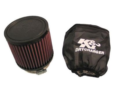 04-06 Yamaha Rhino 660 K&n Filters Cvt Clutch Filter W/ Pre Charger Filter Wrap