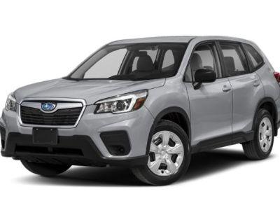 Pre-Owned 2020 Subaru Forester Premium AWD Sport Utility