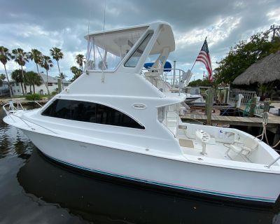 1997 Ocean Yachts 40 Sport Fish