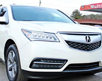 2014 Acura MDX Standard