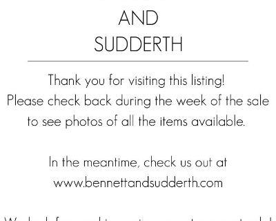 Bennett and Sudderth New Warehouse Grand Opening