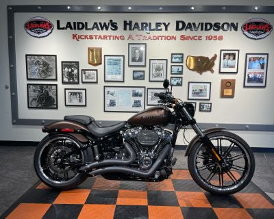 2019 Harley-Davidson Breakout 114 Softail Baldwin Park, CA