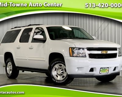 Used 2013 Chevrolet Suburban 4WD 4dr 2500 LS
