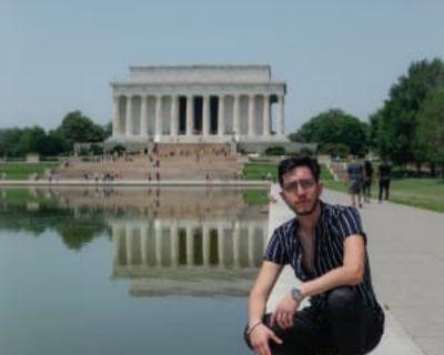 Juan, 24 years, Male - Looking in: Washington DC