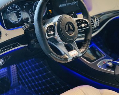 2019 Face Lift Steering Wheel.