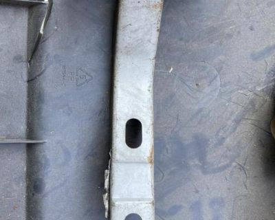 NOS front bumper bracket early bay 1968-72