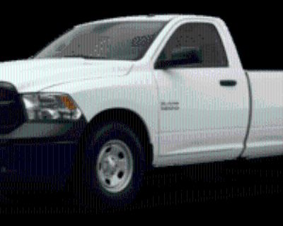 "2014 Ram 1500 Tradesman Regular Cab 8'2"" Box 2WD"
