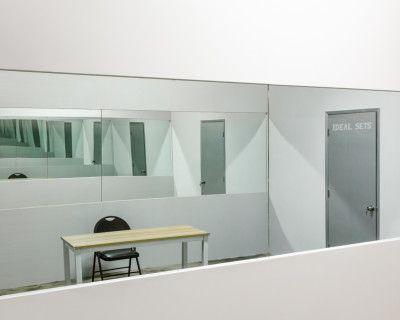 Los Angeles Police Interrogation Room for TV & Film Production 20, Maywood, CA