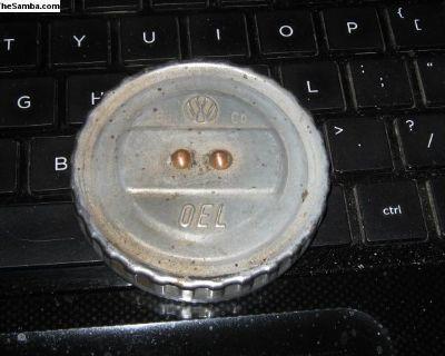 67 Bug Oil Cap