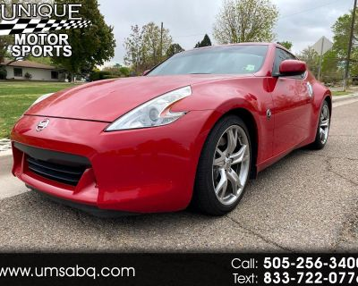 2009 Nissan 370Z Coupe