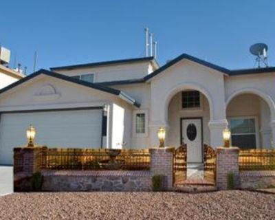7344 Prickley Pear Dr, El Paso, TX 79912 4 Bedroom Apartment