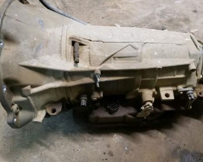 45RFE used transmission for a 2wd Dodge.