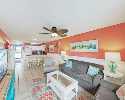 Sparkling Beachside Condo w/ Private Balcony, Prime Location in Orange Beach - Orange Beach