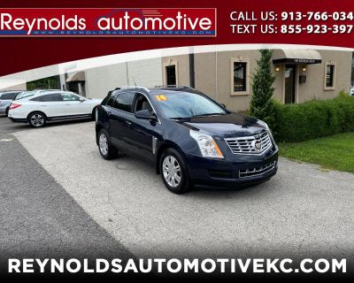 Used 2014 Cadillac SRX Luxury Collection AWD