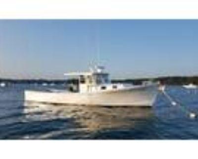 Lowell Brothers Lobster Boat Tuna Sportfish