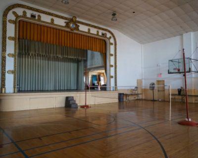 Spacious Theater & Gym, Brooklyn, NY