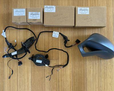 991/GT3/RS/GTS/TURBO/ OEM Drivers Door Mirror Kit from Suncoast!