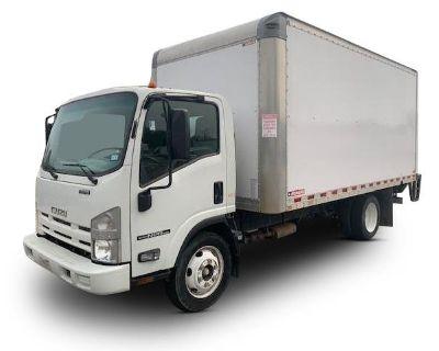 2016 ISUZU NPR HD Box Trucks, Cargo Vans Truck