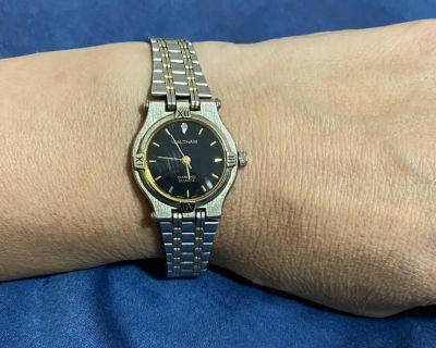 Waltham Diamond Quartz Watch