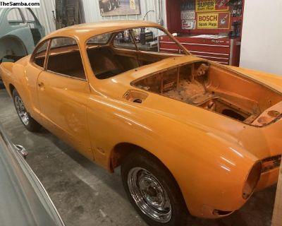 1972 Ghia project