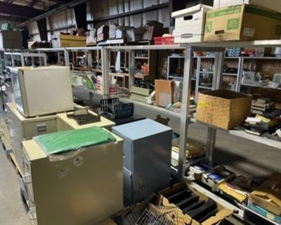 WILMINGTON We re having a HUGE Indoors Warehouse Move-out Sale! Sat, Sept 18, 2021...