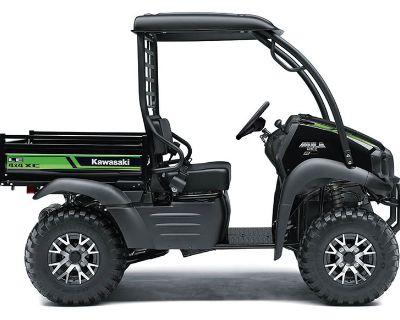 2022 Kawasaki Mule SX 4x4 XC LE FI Utility SxS Asheville, NC