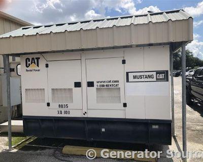 2006 CATERPILLAR 100 KW - JUST ARRIVED Generators, Electric Power