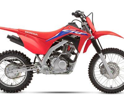 2022 Honda CRF125F Motorcycle Off Road Chico, CA