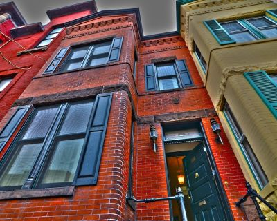 Hot Spot 4 Blocks To US Capitol, Large 3br Sleeps up to 9 - Eastern Market